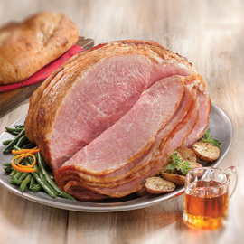 Brown Sugar Cured Ham - Smithfield Marketplace