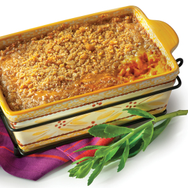 Sweet Potato Casserole Dish - Smithfield Marketplace