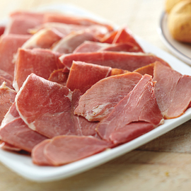 Genuine Smithfield Ham Slices - Smithfield Marketplace