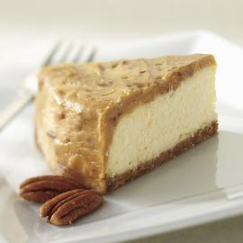 Pecan Praline Cheesecake Slice - Smithfield Marketplace