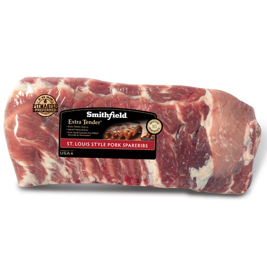 ST LOUS RIBS PACKAGE