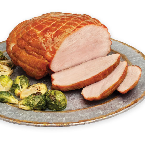 Boneless Petite Smoked Turkey Breast