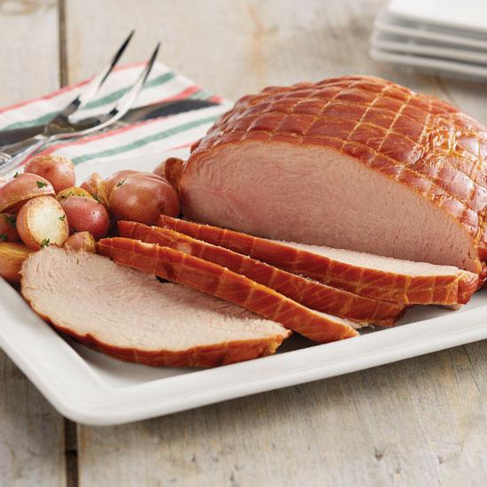 Boneless Petite Smoked Turkey Breast