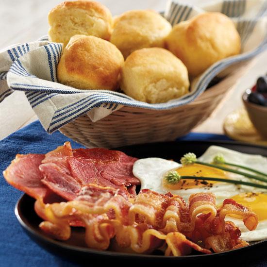 Ham & Bacon Breakfast Biscuit Kit
