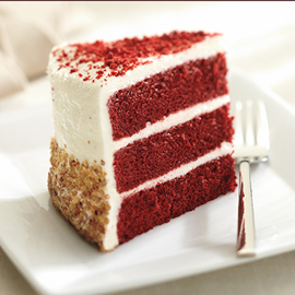 Red Velvet Cake Slice - Smithfield Marketplace