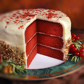 Red Velvet Cake - Smithfield Marketplace