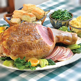Southern Cooked Country Ham - Smithfield Marketplace