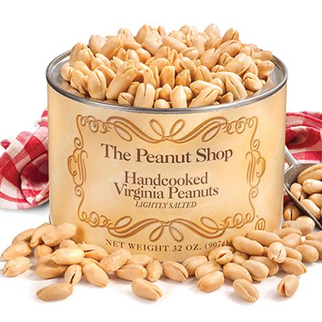 Handcooked Lightly Salted Virginia Peanuts