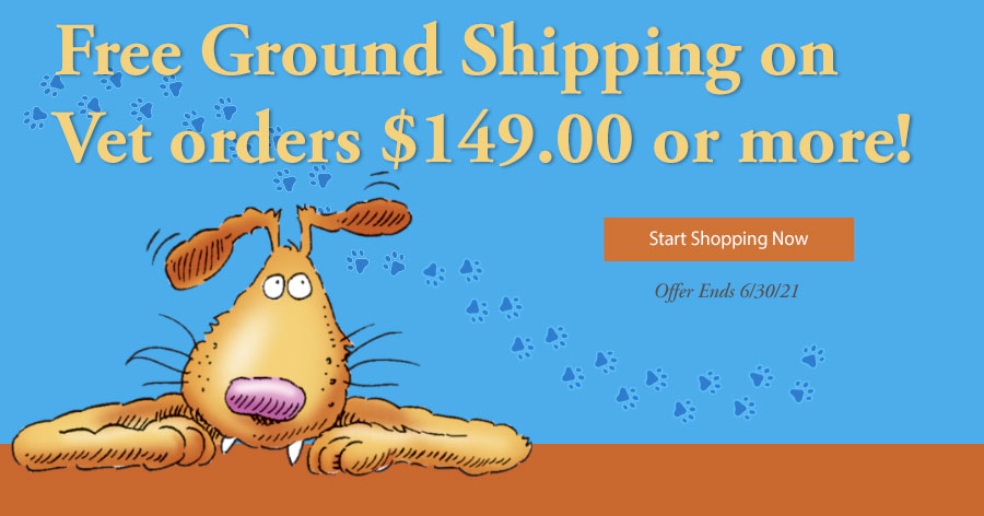 Free Ground Shipping on Orders of $149 or more!