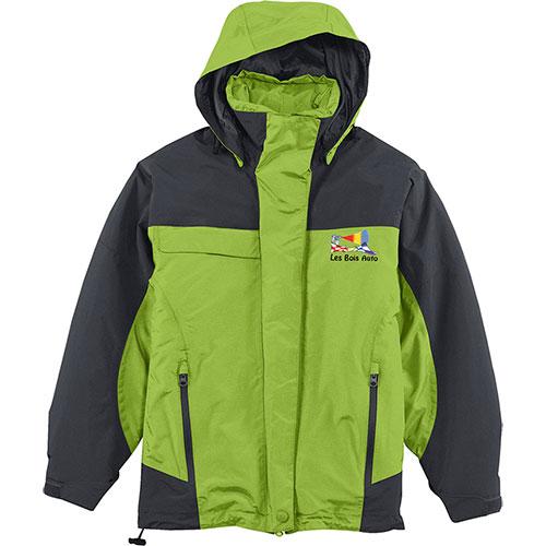 P/A Jacket Ladies Waterproof Nootka