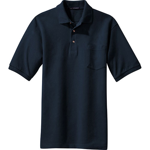 P/A Sport Heavyweight Cotton Pique w/Pocket