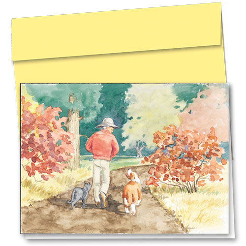 Pet Sympathy Cards - Seasons