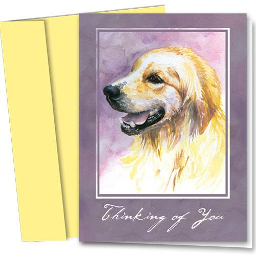Dog Sympathy Cards - Dear Friend