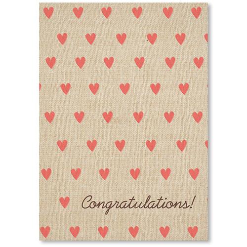 Standard Medical Postcards - Hearts of Affection
