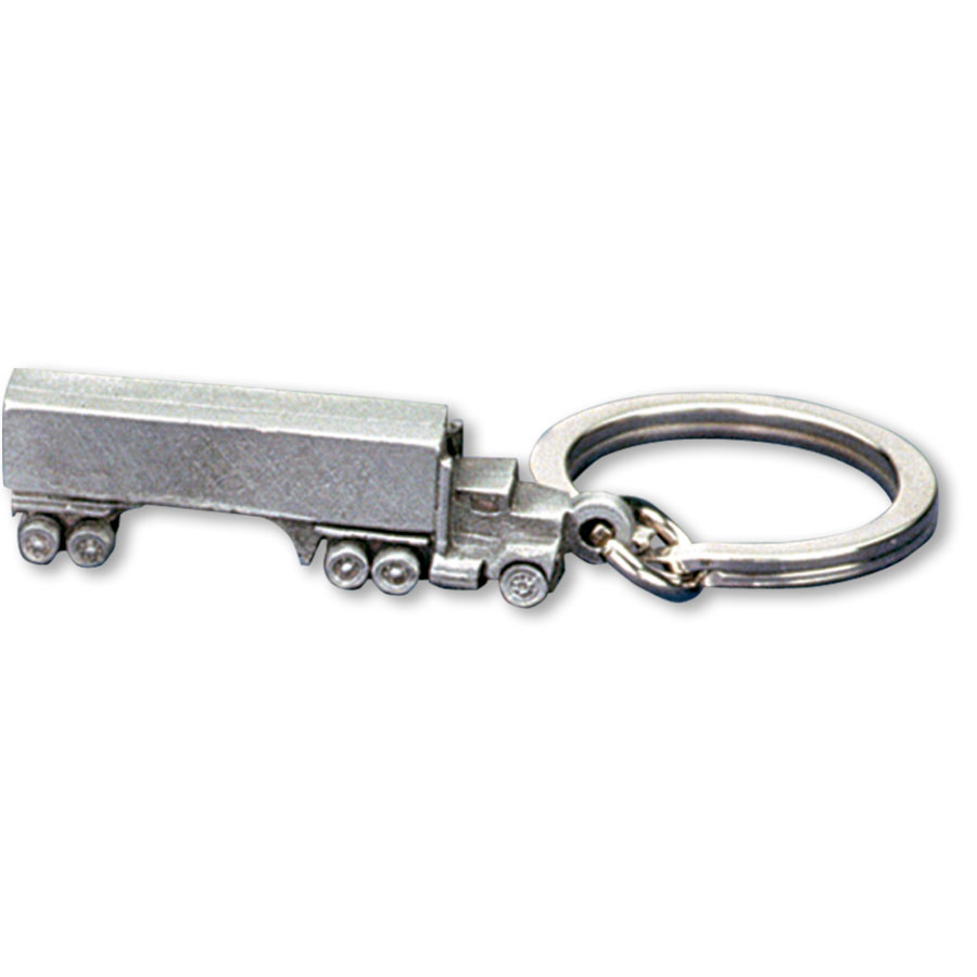 Key Rings - Tractor Trailer