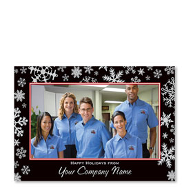 Automotive Christmas Cards - Photo Postcards - Dsg 8