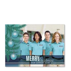 Automotive Christmas Cards - Photo Postcards - Dsg 10
