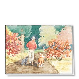 Pet Sympathy Cards - Seasons