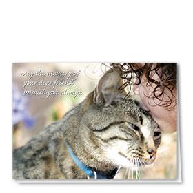 Pet Sympathy Cards - Sweet Memories