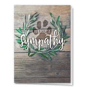 Pet Sympathy Cards - Pure Sympathy