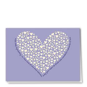 Premium Embossed Sympathy Card-Embossed Paws