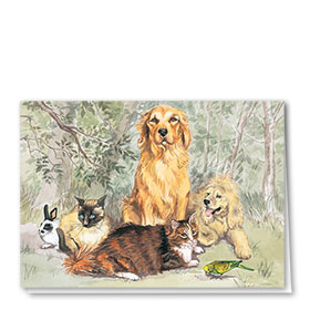 Multi Purpose Card-Forest Group
