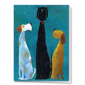 Multi Purpose Card-Top Dog