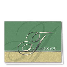Veterinary Thank You Cards - Classic