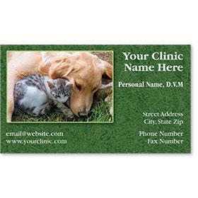 Business Card-Bo & Charlie