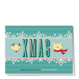 Holiday Card-Classic Christmas