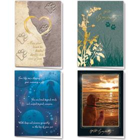 Foil Sympathy Card Assortment Pack