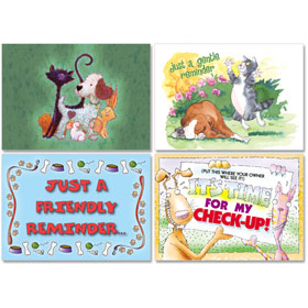 Postcard Assortment Packs