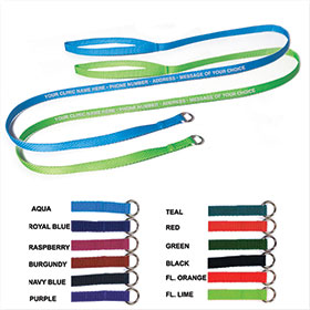 Personalized Pet Leashes (Qty 1=25)