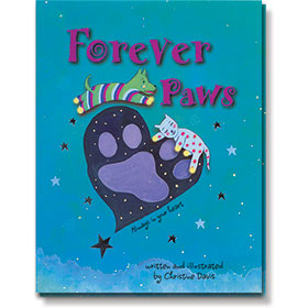 Pet Memory Book-Paw