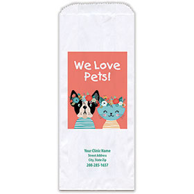 Personalized Paper Pharmacy Bags - 5