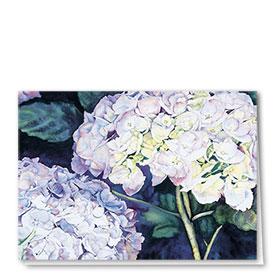 Full Color Multi Use Card-Hydrangea