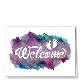 Doctor Welcome to Our Practice Cards