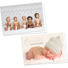 Full-Color Appointment Card Assortment-Baby Love