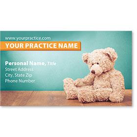 Business Card-Teddy