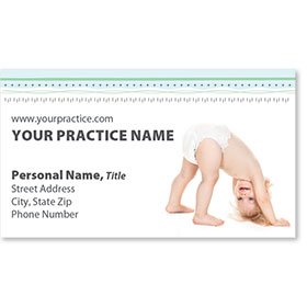 Medical Business Cards - Baby Surprise