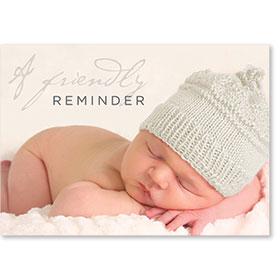 Standard Medical Postcards - Cozy Reminder