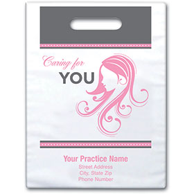 "Personalized Medical Supply Bags  -  9"" X 13"" - Design 05D"