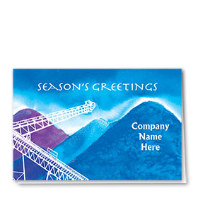 Construction christmas cards holiday greeting cards christmas construction christmas cards spreading holiday cheer reheart Image collections