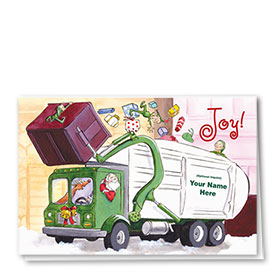Construction Christmas Cards - Gifts of Joy
