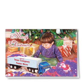 Trucking Christmas Cards - Christmas Memories