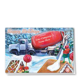 Holiday Card-Holiday Sweets