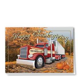 Holiday Card-Thanksgiving Drive