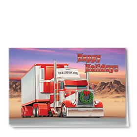 Holiday Card-Sunny Greetings