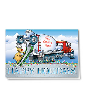 Holiday Card-Holiday Forms
