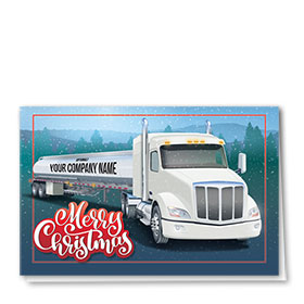 Trucking Christmas Cards  - Blue Mountains